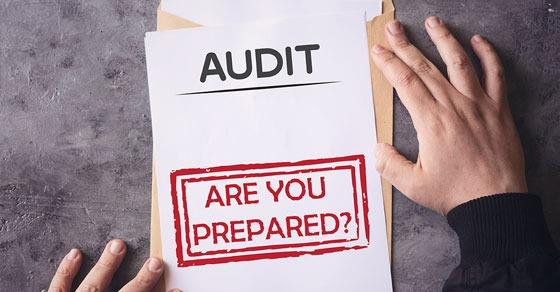 The Easiest Way to Survive an IRS Audit is to Get Ready in Advance Image