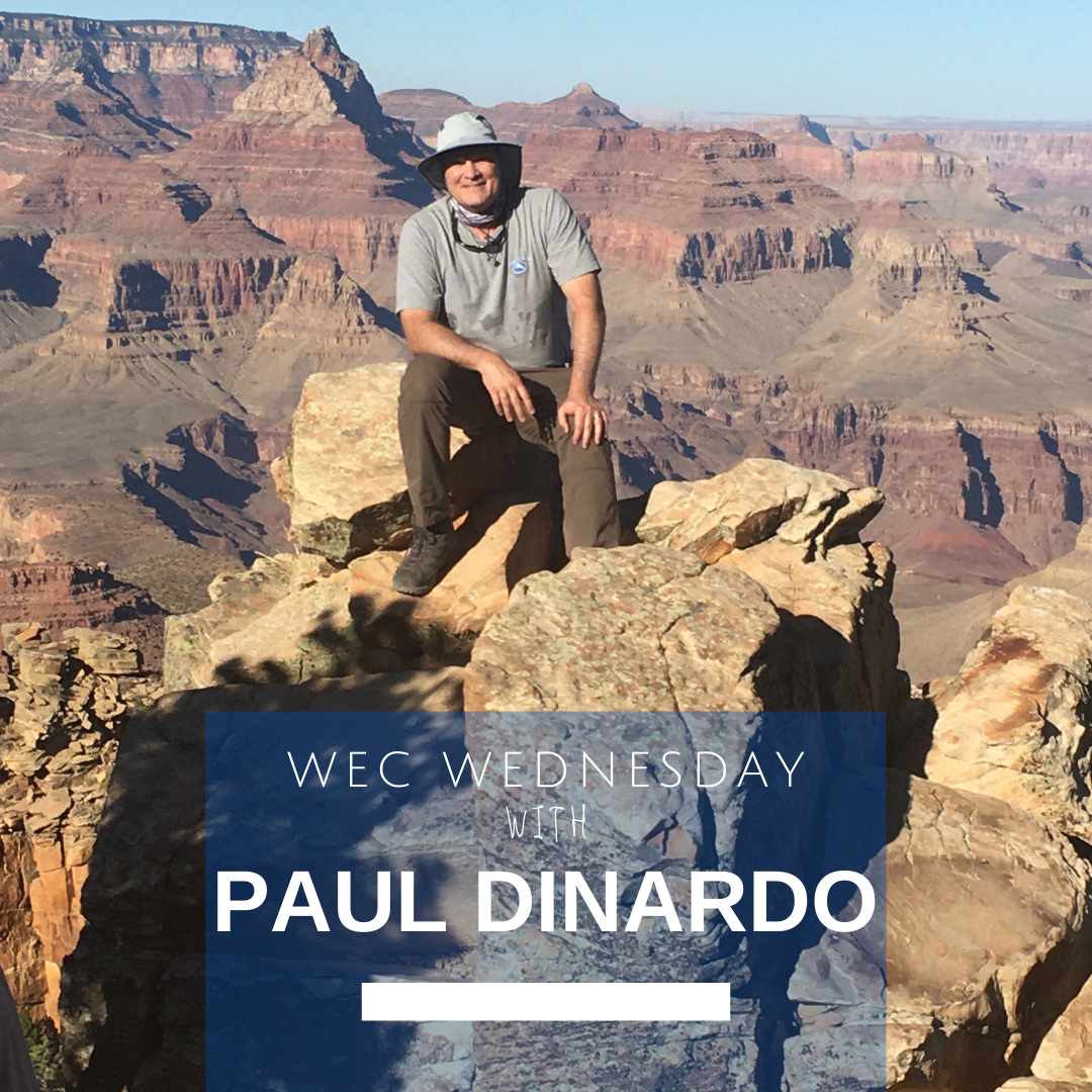 WEC Wednesday's Beyond the Desk with Paul DiNardo Image