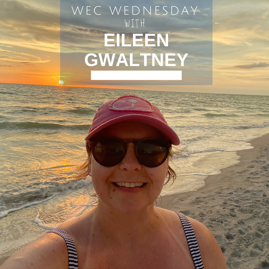 WEC Wednesday's Beyond the Desk with Eileen Gwaltney