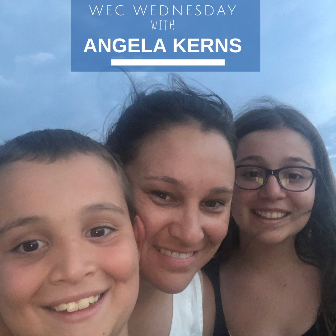 WEC WEDNESDAY'S BEYOND THE DESK WITH Angela Kerns Image