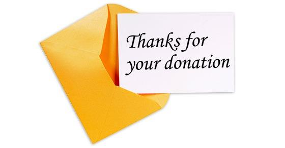Nonprofits: How to Acknowledge Donor Gifts Image