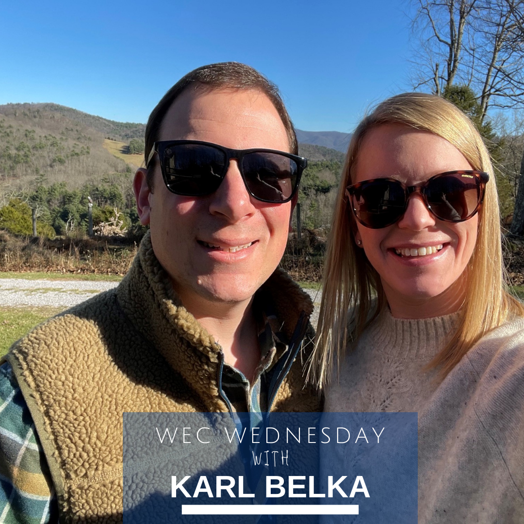 WEC WEDNESDAY'S BEYOND THE DESK WITH KARL BELKA Image