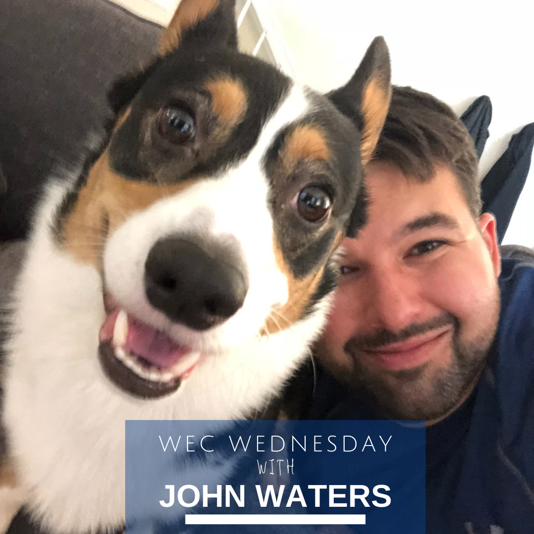 WEC WEDNESDAY'S BEYOND THE DESK WITH JOHN WATERS Image
