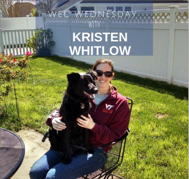 WEC Wednesday's Beyond The Desk With Kristen Whitlow