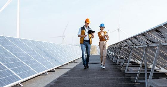 Claiming the Business Energy Credit for Using Alternative Energy